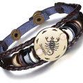 bracelet-homme-zodiaque-scorpion