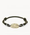 Bracelet Fossil serpent