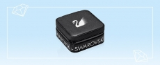 Coffret à bijoux Swarovski offert dès €149,00 d'achat