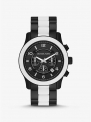 Montre Michael Kors silicone Runway